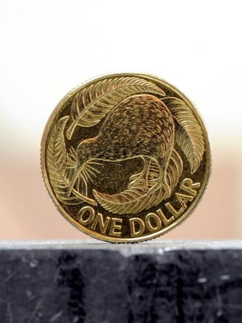 Rumours are circulating the Reserve Bank may be intervening in the currency market. Photo by ODT.