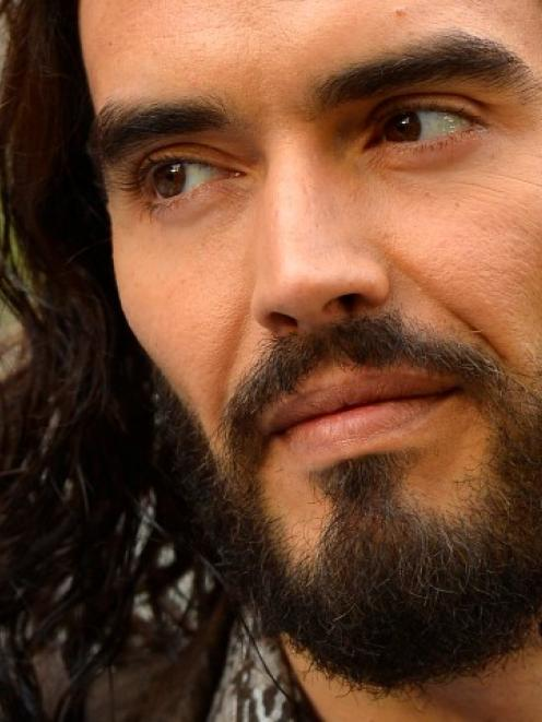 Russell Brand. Photo Reuters