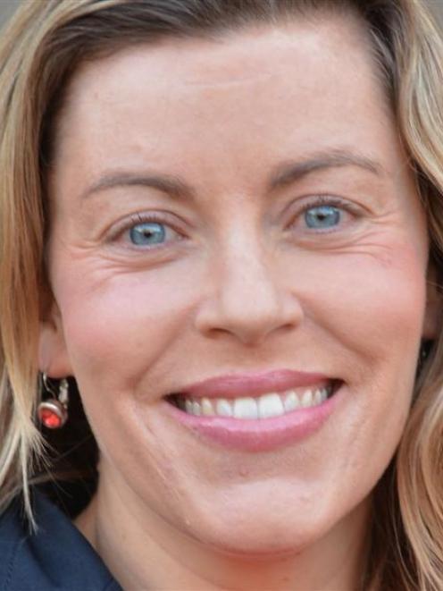 Sarah Gauthier.