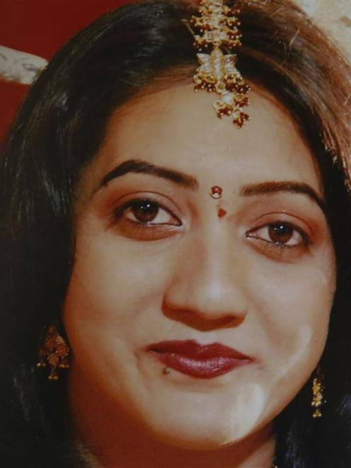 Savita Halappanavar, shown in a wedding photo, was refused a termination and died from blood...