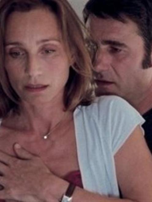 Scene from 'Leaving (Partir)'.