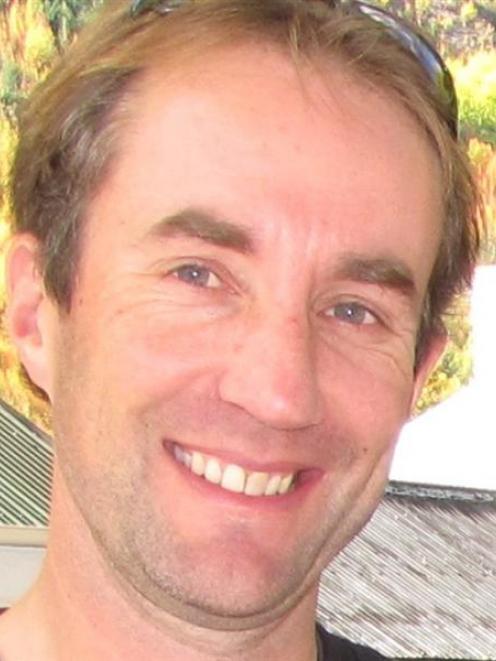 Sean Drader.