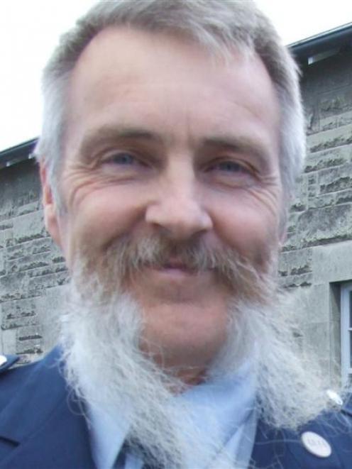 Senior Constable Bruce Dow