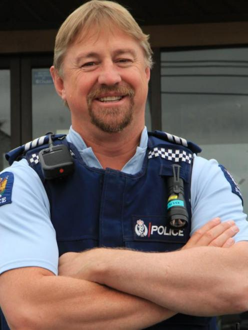 Sergeant Martin Bull has returned to Balclutha to take on his old role of section supervisor,...