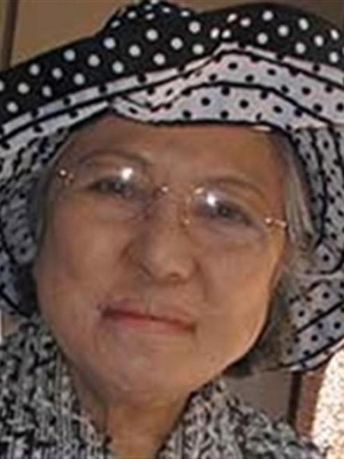 Shigeko Niimoto Sasamori