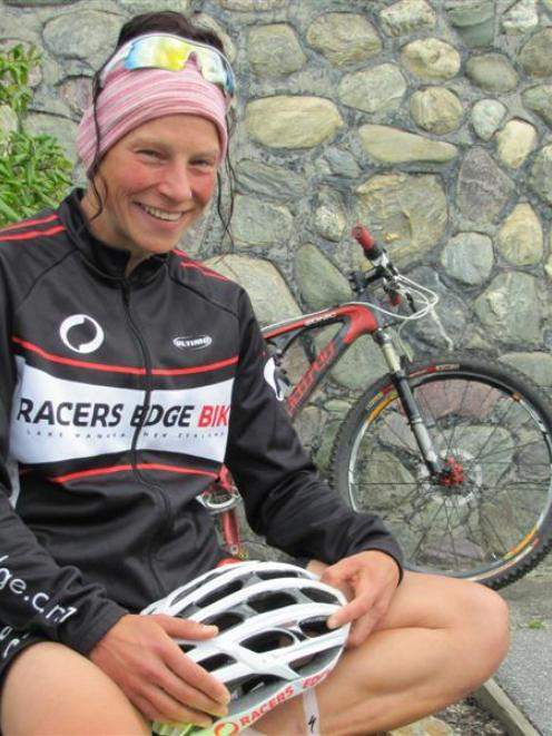 Simone Maier, of Wanaka, is preparing  to take on some of the world's best triathletes in...