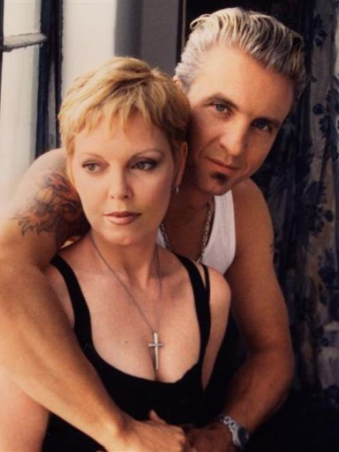 Singer Pat Benatar and guitarist Neil Giraldo, along with bands Bachman and Turner, and America,...