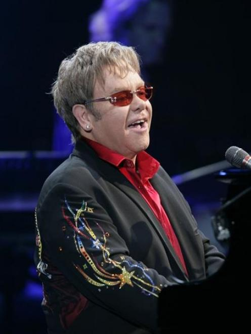 Sir Elton John is set to give his first South Island concert in 20 years at Dunedin's Forsyth...