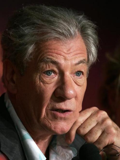 Sir Ian McKellen: 'I do hope John Key listens to his critics and appreciates their concern....