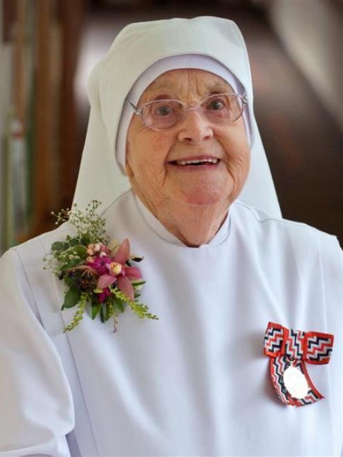Sister Marie.