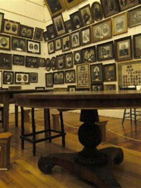 The Smith Gallery at the Otago Settlers Museum. Photo by Peter McIntosh.