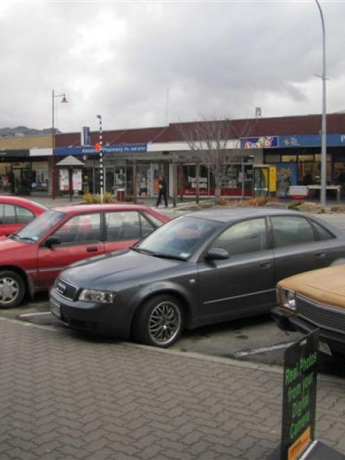 Some retailers do not want to see the last angle parks on Centennial Ave, Alexandra, scrapped, as...