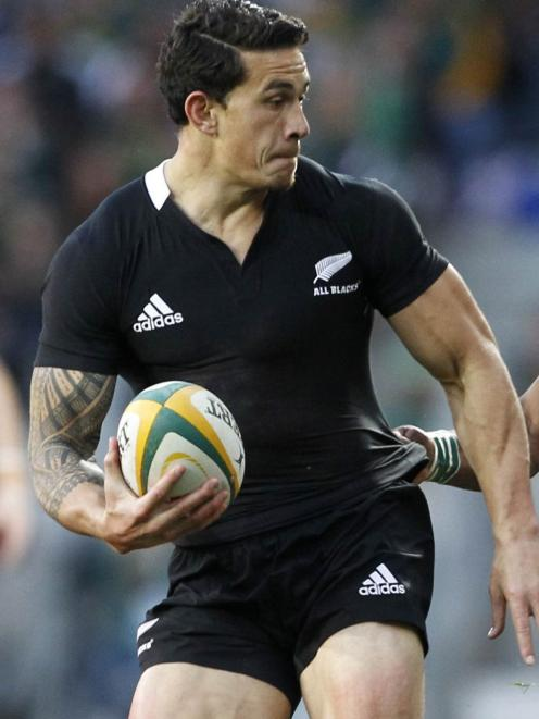 Sonny Bill Williams: 'I don't want to make a hasty decision'