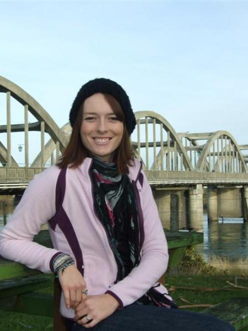 South Otago's new youth worker Kayleigh Broad has lots of ideas on how to keep young people...