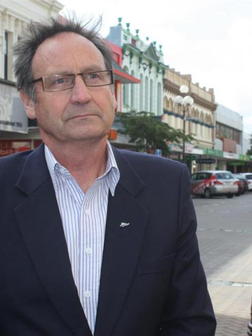 Southland Chamber of Commerce chief executive Richard Hay believes the timing of Meridian's...