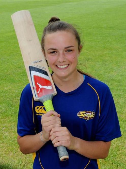 "Sparks rookie Polly Inglis: ""I want to play for New Zealand and represent my country but it is..."