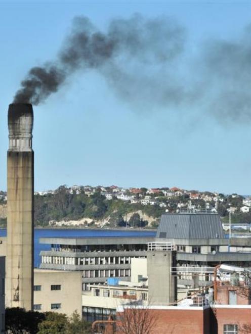 Speight's Brewery in Dunedin. Photo by Jane Dawber.