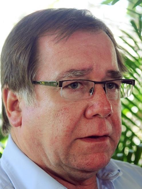 Sports Minister Murray McCully