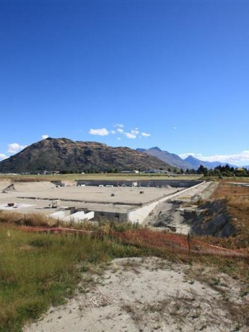 Stage one of the Five Mile site has been sold to Auckland-based company Queenstown Gateway Ltd...