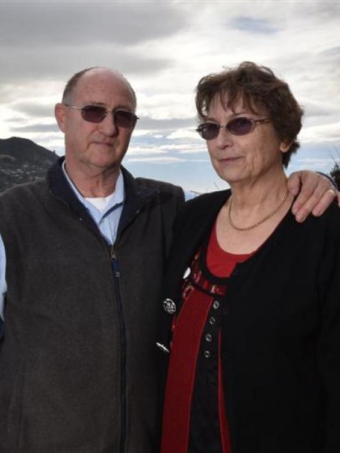 Steve and Lorraine Hawkins