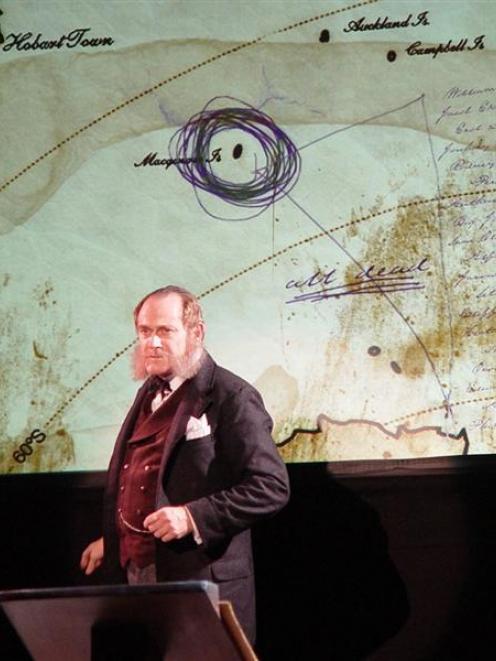 Stuart Devenie as Hatch.
