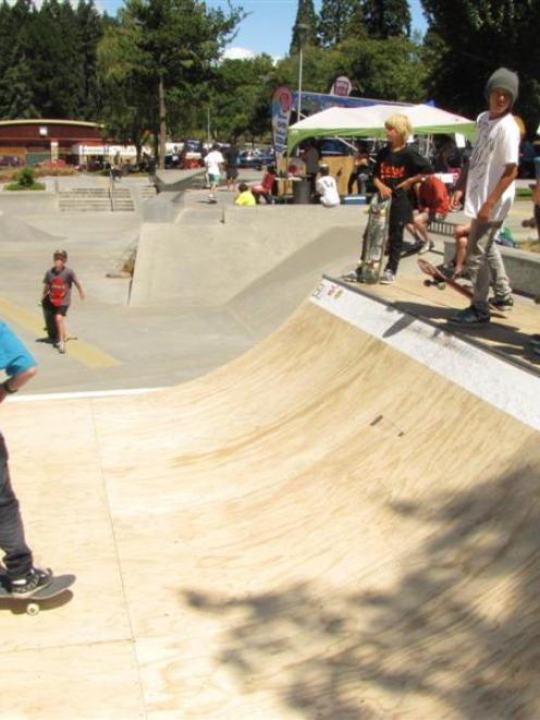 Summer Sk8 Sesh, a youth institution for more than six years, will return to the Queenstown...