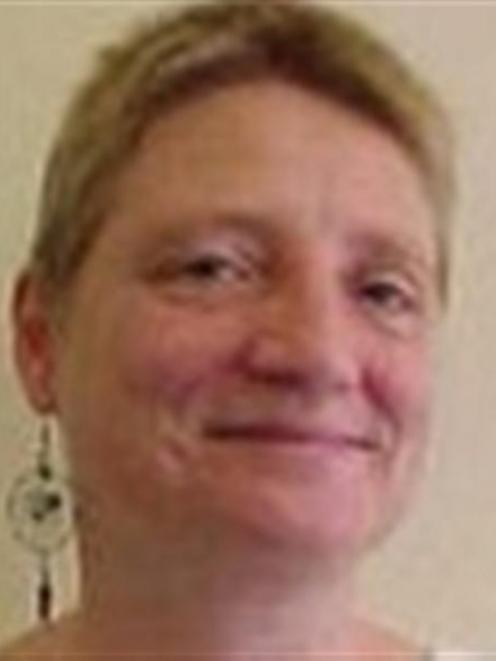 Susanne Rasmussen.