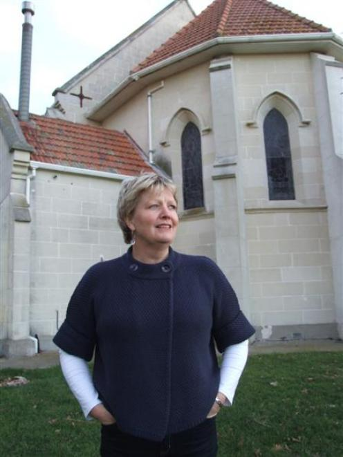 Susie Scott is devastated by the decision to remove the marble altar from the chapel at...