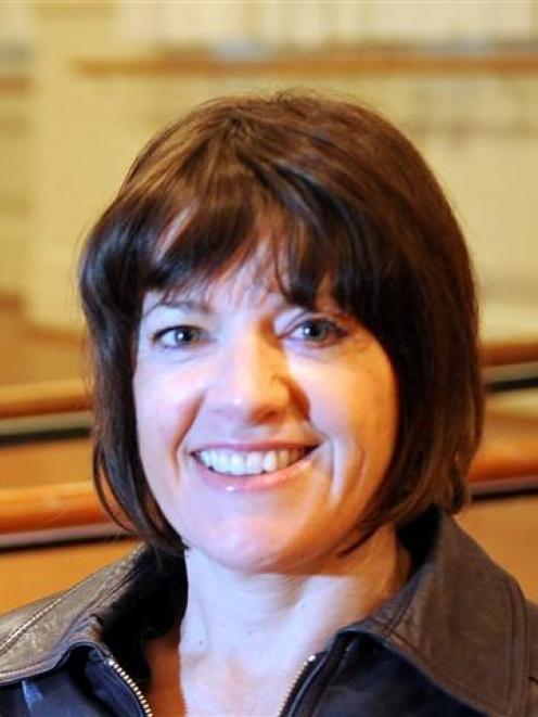 Suzanne Cowan.