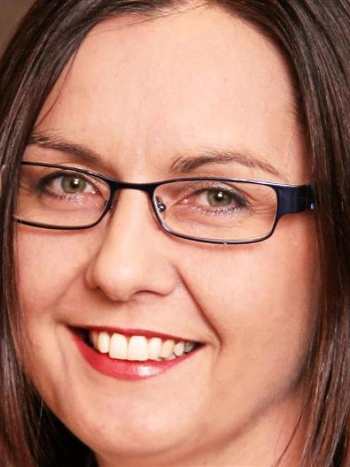 Suzanne Kinnaird.
