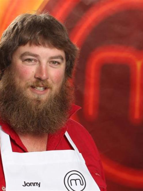 Tarras farmer Jonny Trevathan has exited the Masterchef stage.
