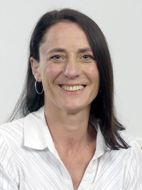 Teresa Stevenson.