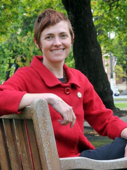 Thankyou Payroll chief executive Lani Evans says social entrepreneurship is growing in Dunedin....