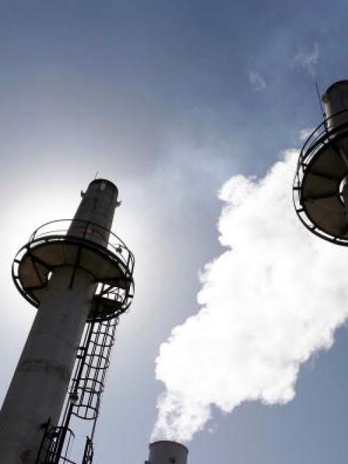 The Arak heavy water plant in Iran. Photo Getty