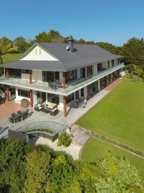 The Bay of Islands home has been extensively renovated since it was owned by heroin syndicate...