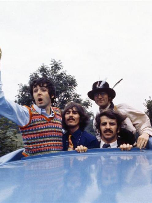 The Beatles' first hit, Love Me Do, is now in the public domain, meaning the 50-year copyright on...