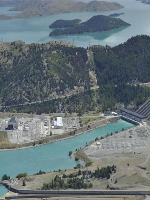 The Benmore hydro plant will be among those partly sold-down in the next state-owned energy asset...