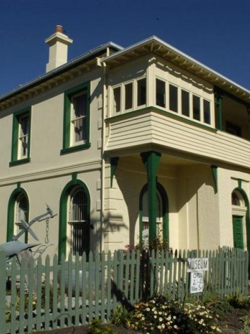 The building housing the Waikouaiti Museum now has a category 1 historic places trust rating....