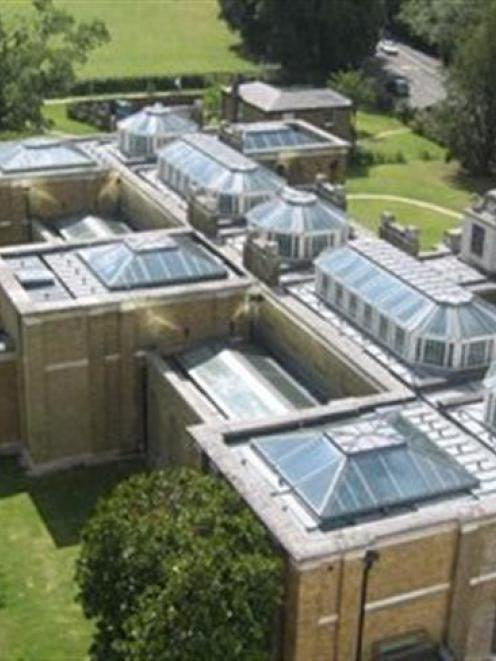 The Dulwich Picture Gallery. Photo: Supplied.