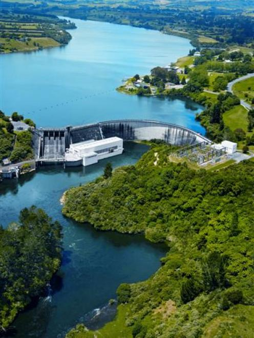 The election result weighs heavy on Mighty River Power which operates the Karapiro Power Station...