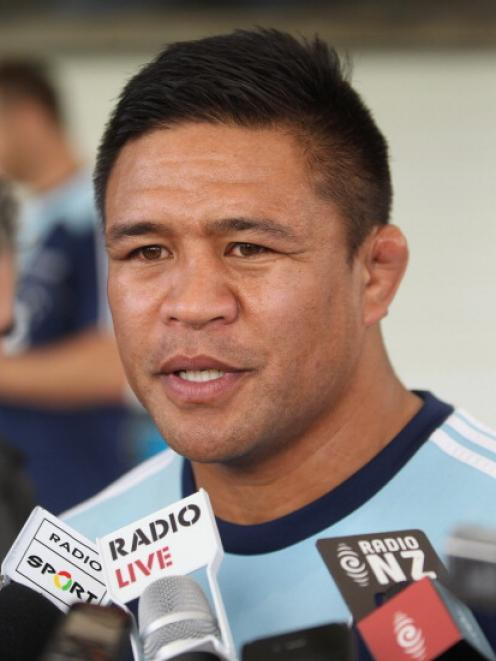 The experience of Keven Mealamu will be crucial at the Blues.