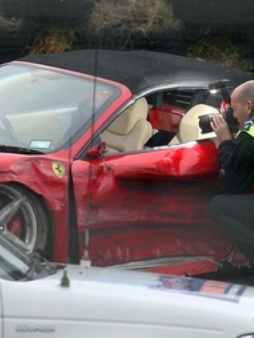 The fatal crash at Taupo Motorsport Park was the first at the track. Photo / Daily Post