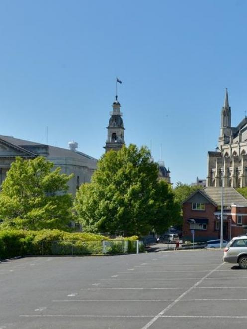 The Filleul St/Moray Pl car park opposite the Town Hall is a possible site for the five-star...