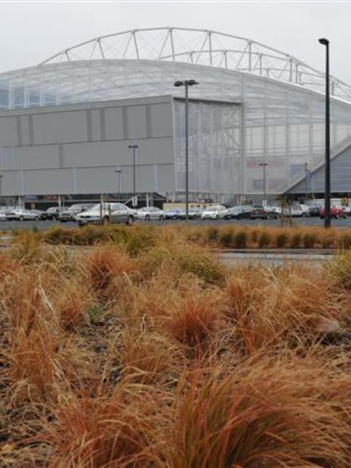 The Forsyth Barr Stadium