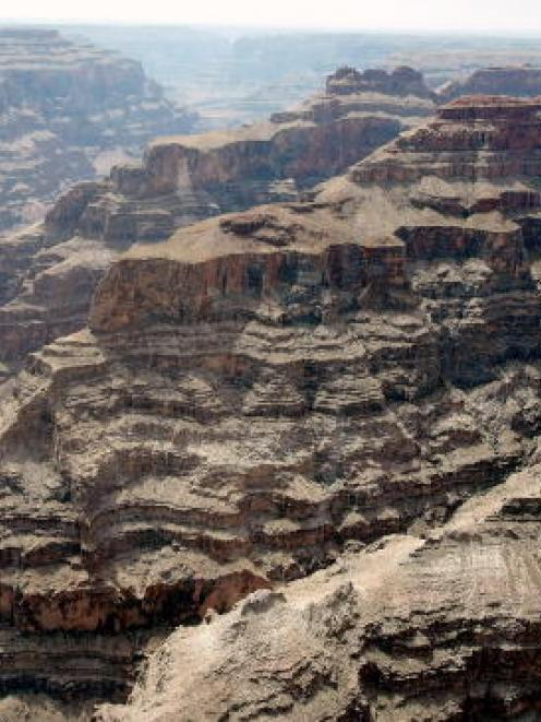 The Grand Canyon. Photo Getty