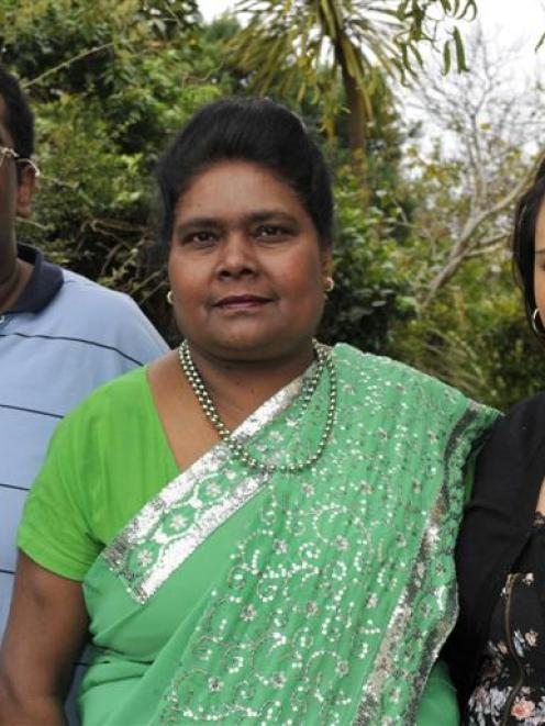 The Hall family, Thomas, Moreen  and Christine came to Dunedin for an education and learned hard...