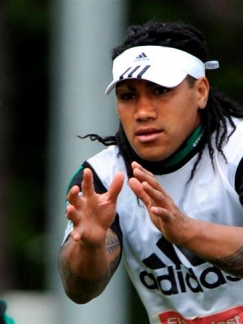 The Highlanders will be hoping for big things from marquee signing Ma'a Nonu.