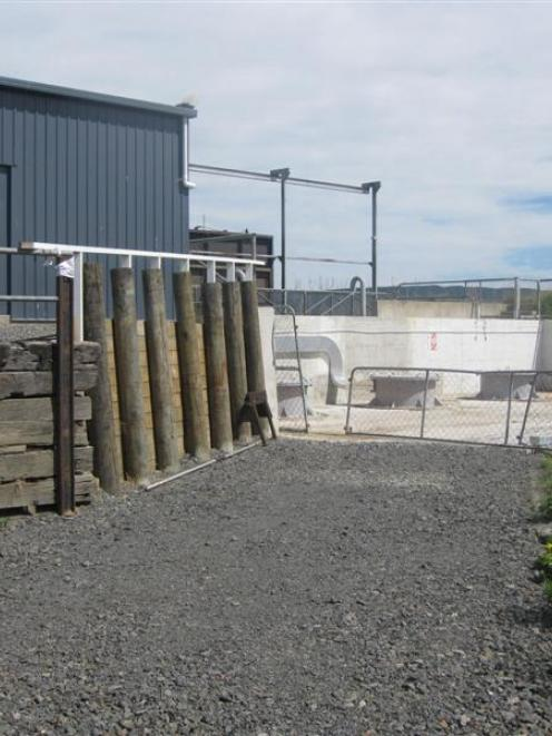 The new Waipori pump station has been officially commissioned. Photo by ORC.