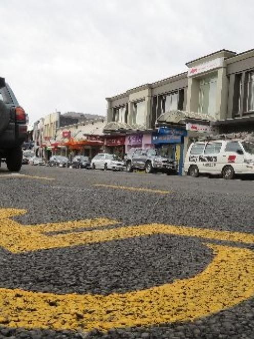 The number of infringements the Dunedin City Council has issued for parking in mobility parks...