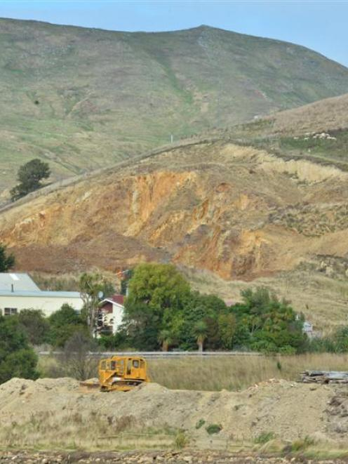 The operator of a Papanui Inlet quarry on Otago Peninsula is being forced to seek fresh resource...